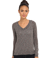 Sam Edelman - L/S Slub V-Neck Top