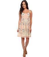 Stetson - Aztec Print Chiffon Tank Dress