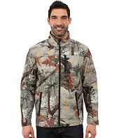Roper - Printed Camo On Bonded Fleece Zip-Up