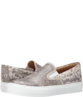 Salvatore Ferragamo - Lizard Stamped Slip-on Sneaker