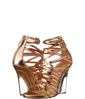 DSQUARED2 - Metallic Strappy Wedge Sandal