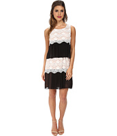 Jessica Simpson - Tiered Lace Shift Dress