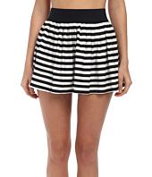 Kate Spade New York - Georgica Beach Stripes Cover-Up Skirt