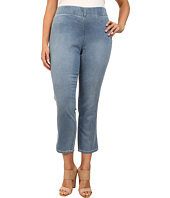 NYDJ Plus Size - Millie Indigo Knit Ankle Pant