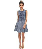 BCBGMAXAZRIA - Anne Jacquard A Line Dress
