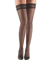 Commando - Up All Night Sexy Sheer with Lace HTH06