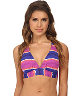 Tommy Bahama - Paint Stripe V-Neck Bikini Top