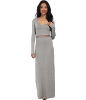 BCBGeneration - Mesh Insert Dress