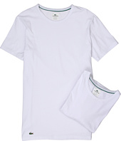 Lacoste - Colours 2-Pack Crew Tee