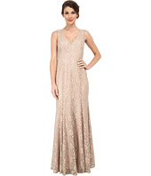 Eliza J - Sleeveless V-Neck Mermaid Gown