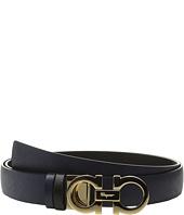 Salvatore Ferragamo - 23A565 Double Gancini Belt