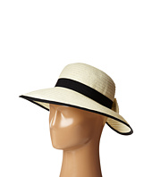San Diego Hat Company - PBM1026 Sunbrim w/ Back Bow and Contrast Edging