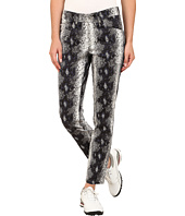 Bogner - Vilma-G Snake Print Ankle Pants