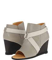 MM6 Maison Margiela - Open Toe Crisscross Bootie