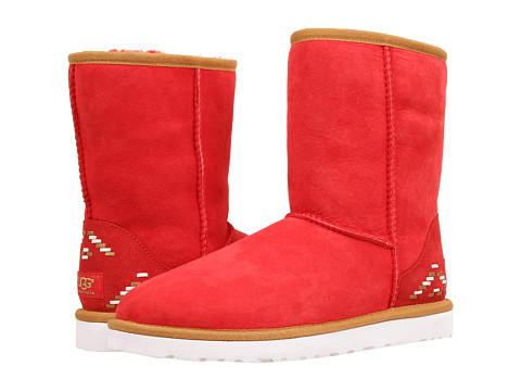 UGG Rustic Weave Womens Boot