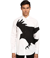 DSQUARED2 - Giant Crow Relaxed Dan Button Up Shirt