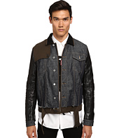 DSQUARED2 - Trench-Biker Jean Jacket