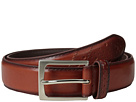 Full Grain Leather Belt with Wing Tip Style Tail 32mm