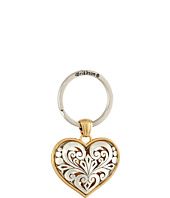 Brighton - Roccoco Heart Key Fob