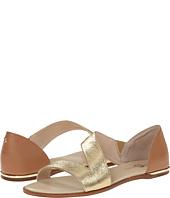 Yosi Samra - Casey Crossover Leather Sandal