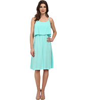 Michael Stars - Modern Rayon Cami Dress w/ Open Back