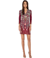Just Cavalli - Bodycon Printed Knit Dress