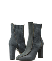 Just Cavalli - High Heel Ankle Boot w/ Beaded Detail