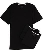 Jockey - Cotton Slim Fit V-Neck Neck T-Shirt 3-Pack