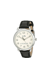 COACH - Delancey 36mm Leather Strap Watch