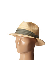 Tommy Bahama - Matte Raffia Safari with 3 Pleat Cotton Band