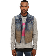 DSQUARED2 - Mud Splash Jean Vest