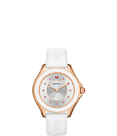Michele - Cape Topaz Rose Gold Tone White