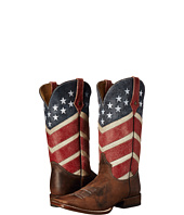 Roper - American Flag Round Toe Boot