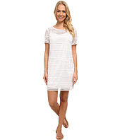 MICHAEL Michael Kors - Eyelet T-Shirt Dress