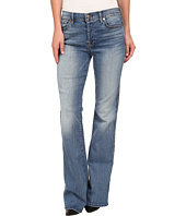 7 For All Mankind - Hight Waist Vintage Bootcut in Sloan Heritage Medium Light