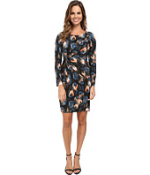 NYDJ - Gemma Melting Ikat Dress