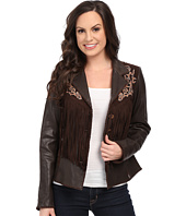 Scully - Lore Exotic Fringe Jacket