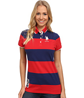 U.S. POLO ASSN. - Rugby Stripe Polo