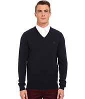 Fred Perry - Classic V-Neck Sweater