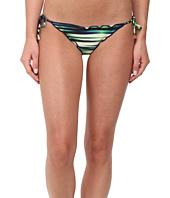Vix - Brush Ripple Tie Brazilian Bikini Bottom