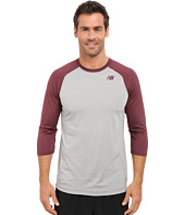 New Balance - 3/4 Baseball Raglan
