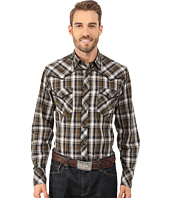 Roper - 0036 Moss Rock Dobby Plaid
