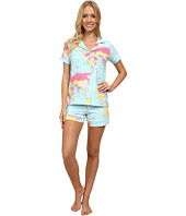 BedHead - Short Sleeve Shorty PJ Set