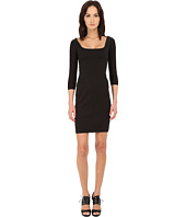 DSQUARED2 - Compact Cotton Jersey Dress