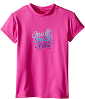 O'Neill Kids - Skins Short Sleeve Rash Tee (Little Kids/Big Kids)