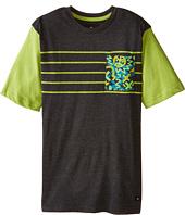 Quiksilver Kids - Cave Crew T-Shirt (Big Kids)