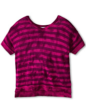 Splendid Littles - Tie-Dyed Loose Knit Top (Big Kids)