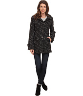 Kenneth Cole New York - Novelty Wool Babydoll Coat