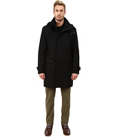 Cole Haan - Melton Parka with Oversized Hood