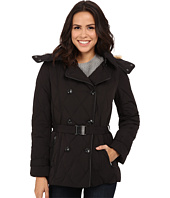 Cole Haan - Down Peacoat with Removable Hood